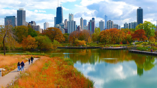 5 powodów, dlaczego jesień w USA da się lubić
