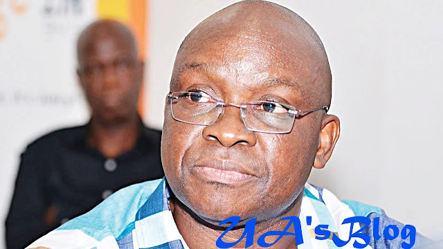 Fayemi, APC set to implicate me, PDP leaders with murder – Fayose alleges