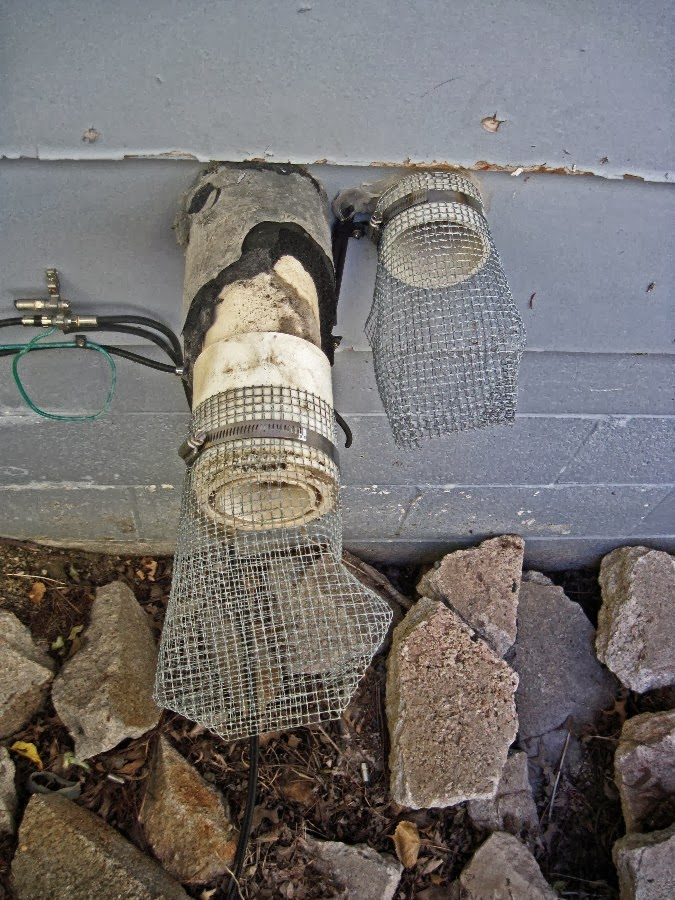 NaugaBike: Mouse-proofing the Furnace Pipes