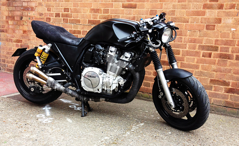 Custom Parts  Custom Parts Yamaha Xjr 1300