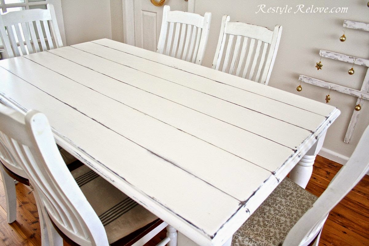Restyle Relove Home Decorating Rustic Farmhouse Style