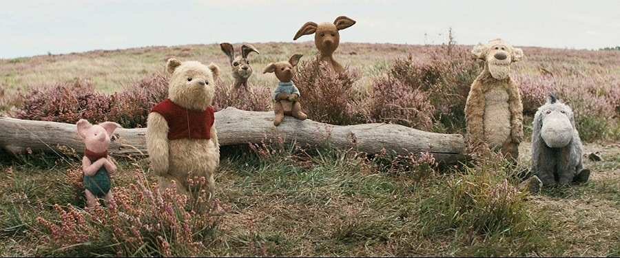 Filme Christopher Robin - Um Reencontro Inesquecível Dublado para download por torrent
