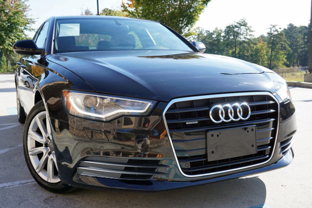 Audi Dealership Atlanta >> Atlanta Best Used Cars: 2014 Audi A6