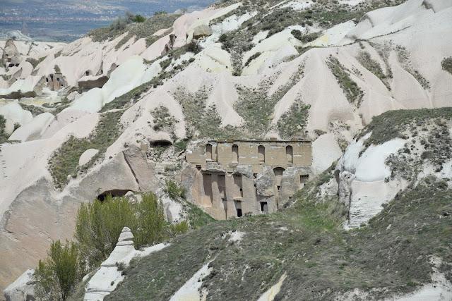 Formaciones trogloditas, Chimeneas de las Hadas, Capadocia, Goreme, Turquía, Elisa N, Blog de Viajes, Lifestyle, Travel