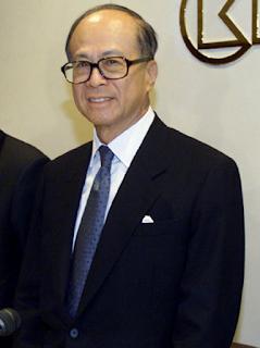Người giàu nhất Hong Kong, tỷ phú Lý Gia Thành