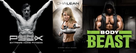 Kati Heifner: What's the difference between P90X, Body Beast