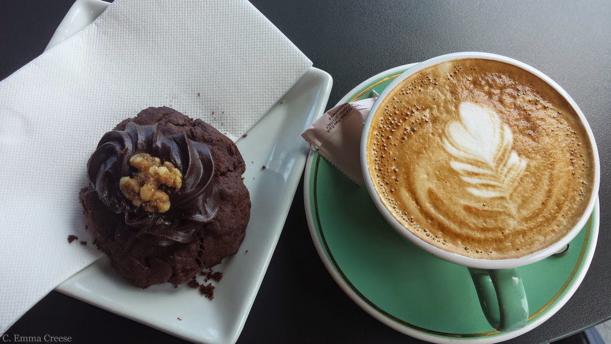 Wellington cafes, a brunch fiend and flat whites - a delicious trip down memory lane