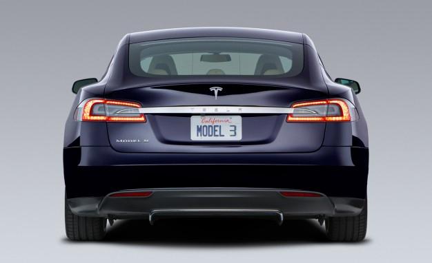 El Tesla 3 se a vuelto el automóvil eléctrico mas esperado