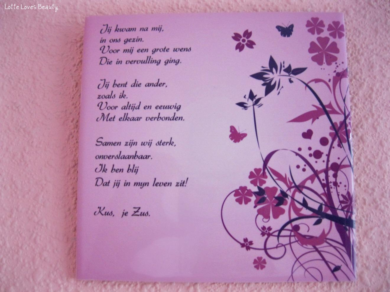 Fonkelnieuw Korte Gedichten Zus | clarasandragina news MJ-52