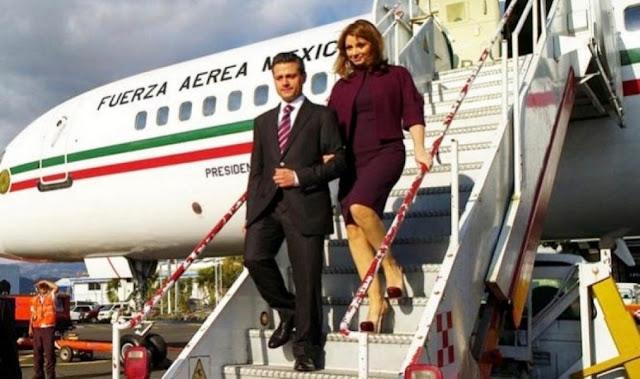 AMLO ya encontró comprador para el avión presidencial de EPN.