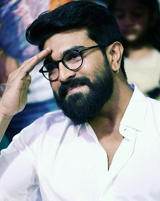 Different shades for Ramcharan Role in RRR