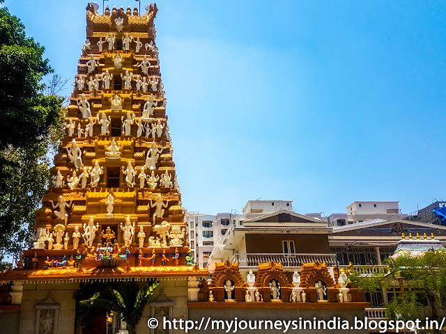 Sree Surya Narayana Swamy Temple,  Domlur Bangalore