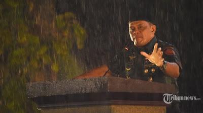 Skenario Fitnah Ke Jenderal Gatot Mirip Kondisi 1965