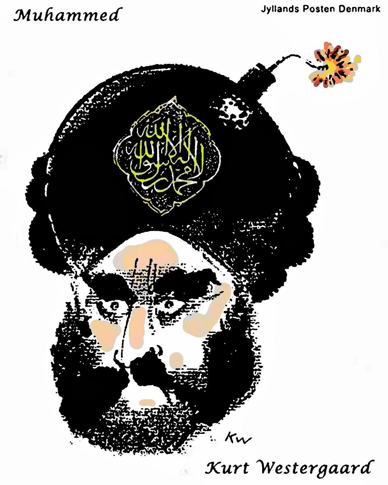 Liberal Politiker Blokeret Af Facebook Pa Grund Af Kurt Westergaard S Muhammed Tegning Document