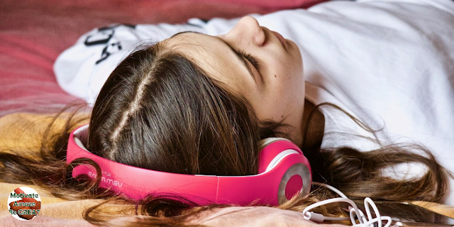 "Featured in the article: ""11 Ways To Help You Sleep"". Take the Time to Wind Down. Listening to relaxing music before bed."