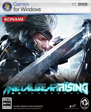 metal gear rising revengeance repack