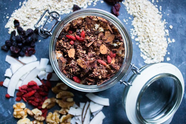 Vegan Granola Recipes