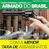 Santa Catarina, o estado mais armado do país, tem hoje a menor taxa de assassinatos