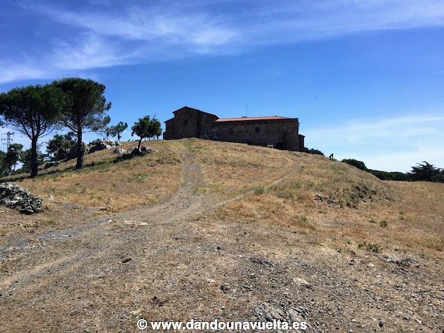 Monasterio de Tentudía. Pico más alto de Badajoz