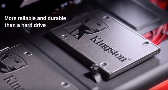 Upgrade Your Laptop's HDD To Kingston SSD From As Little As RM110