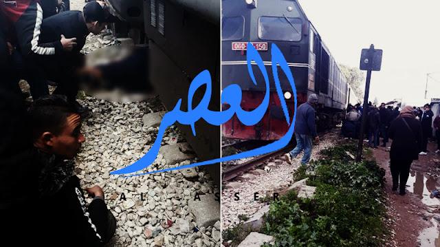 الضاحية الجنوبية : قطار يدهس شيخ في ستين من عمره ...