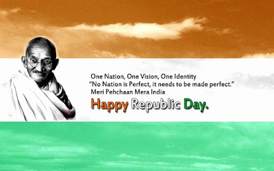 Happy Republic Day image with quotes