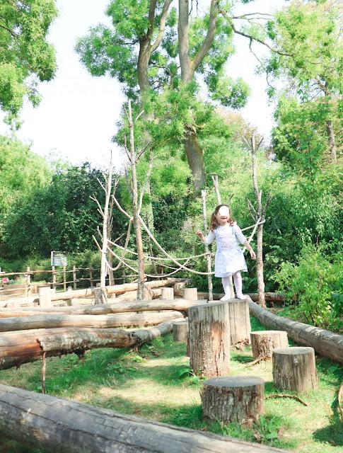 parcours pieds nus zoo de vincennes