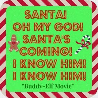 Elf Style; Not Grinch Style