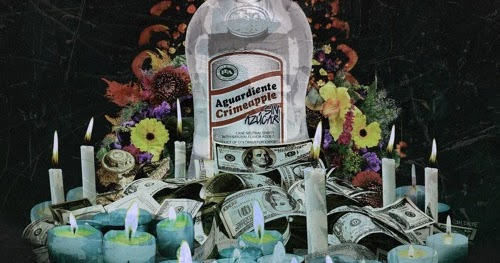 CRIMEAPPLE X BIG GHOST LTD  - AGUARDIENTE - 2018