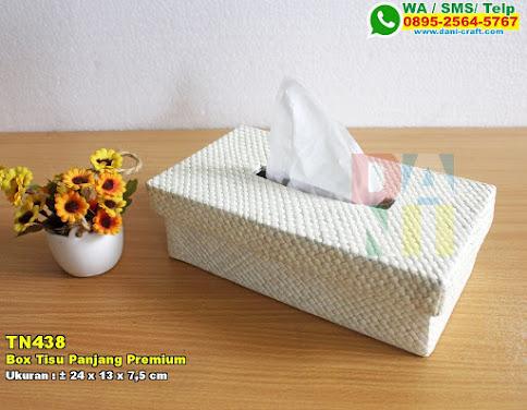 Box Tisu Panjang Premium
