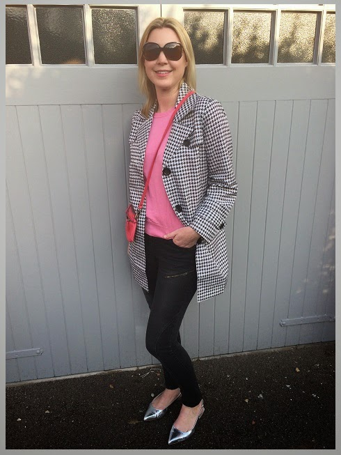 Dorset Fashionista Outfit Post Damart Spring Summer