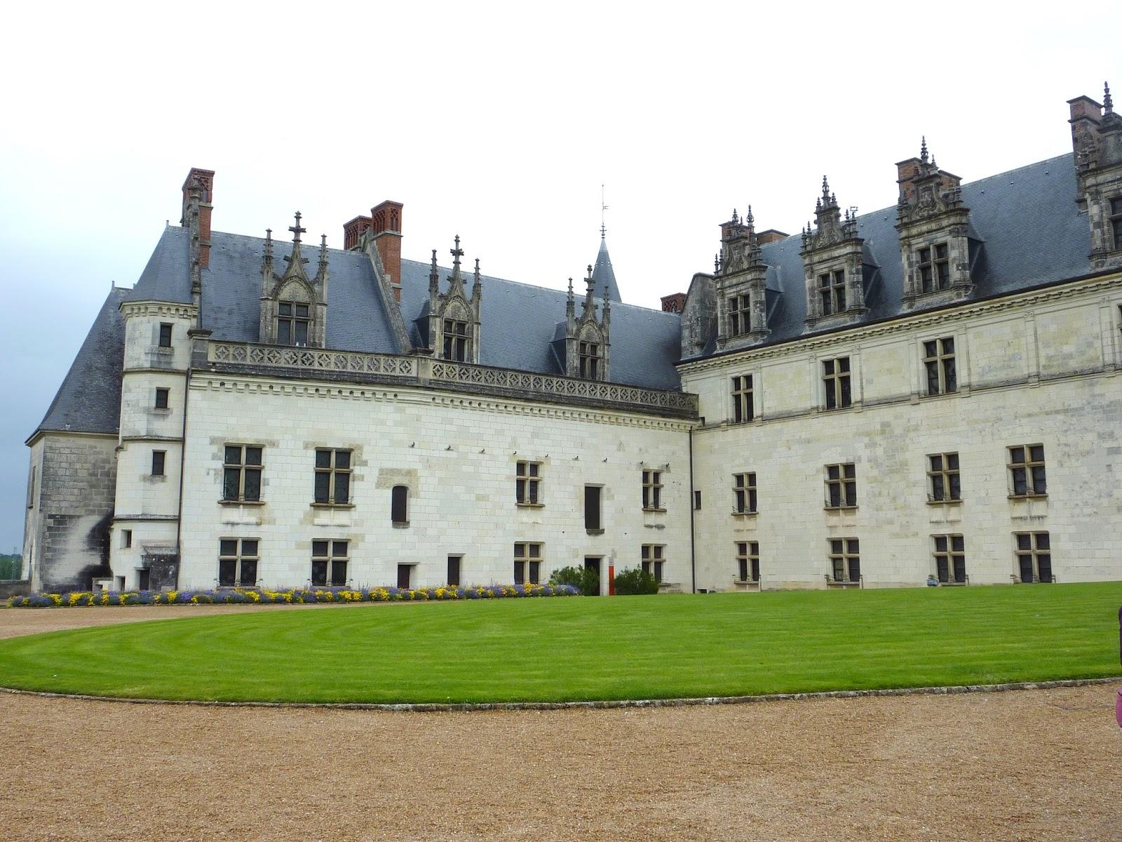 Amboise France Map.Chateau D Amboise Explore France A Book Of Maps