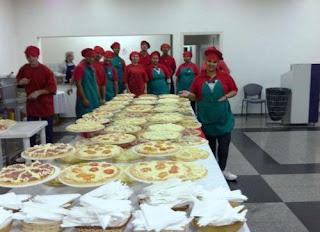 rodizio de pizza em domicilio em fortaleza