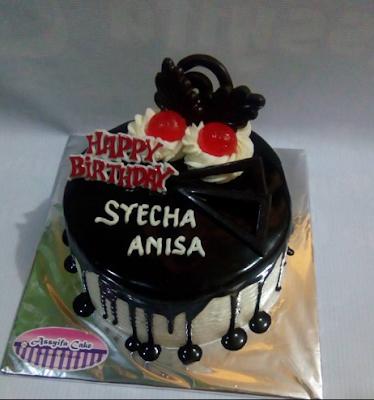 Bentuk New Cake Ulang Tahun 2017 Terbaru Yang Romantis Buat Ibu, Mama Atau Wanita Dewasa