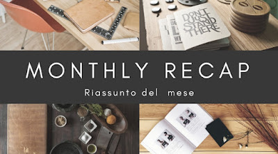 Daily Connor: Monthly Recap - Ottobre