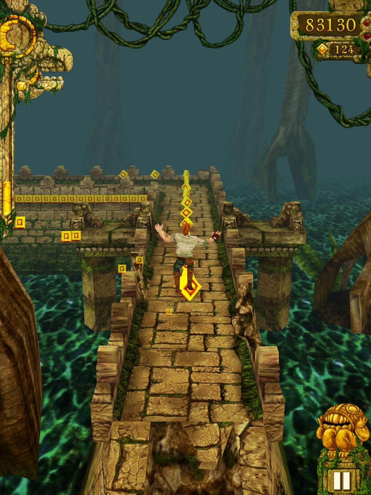 Temple Run 2 Spielen