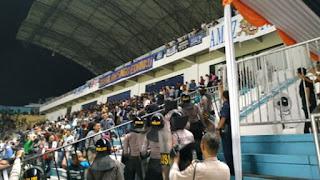 Kerusuhan Pertandingan Pembuka Shopee Liga 1 2019