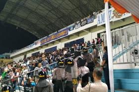 Kerusuhan di Laga Pembuka Shopee Liga 1 2019