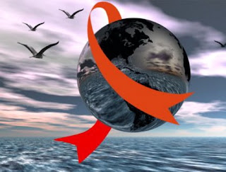 imagen lazo sida