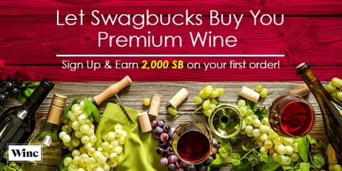 Image: Sign-up to Swagbucks and earn 2,000 SB on your first order