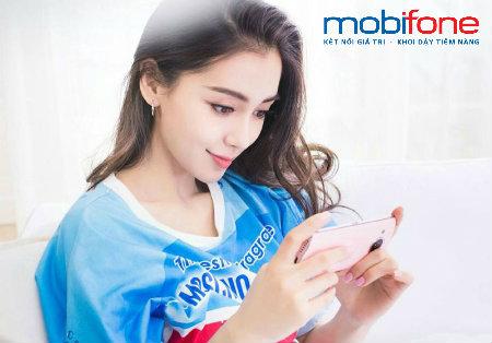 Mua thêm dung lượng 3G Mobifone với gói Data Nap30