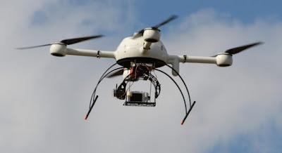 Multas a drones