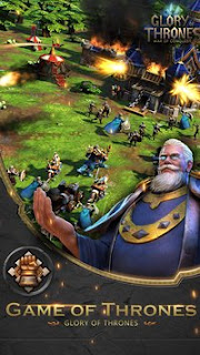 Glory of Thrones: War of Conquest Apk