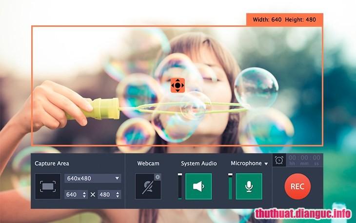 Download Movavi Screen Capture Pro 10.0.2 Full Cr@ck – Phần mềm ghi màn hình mạnh mẽ