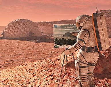 4. PLANETA MARTE habitable