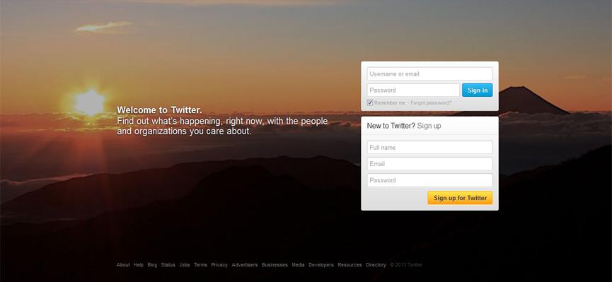 Tips trik cara daftar Twitter terbaru lengkap.