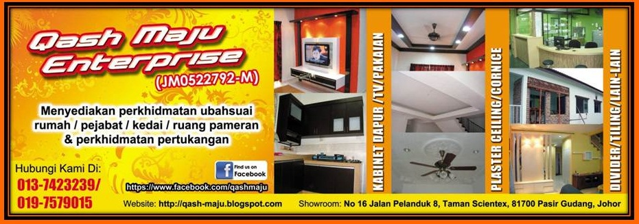 Kitchen Cabinet Kabinet Dapur Renovations In Johor