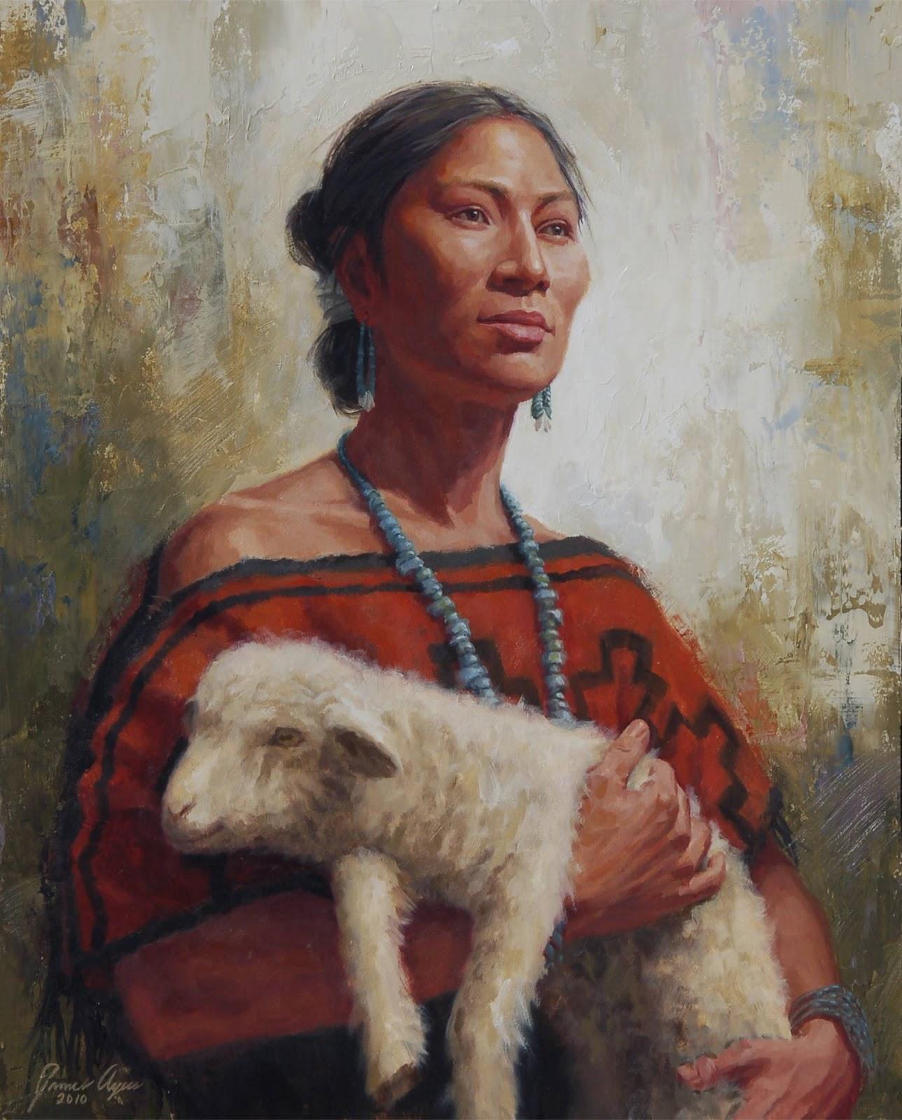 Navajo Woman 24