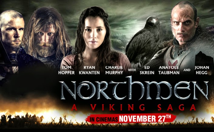 Northmen – A Viking Saga (2014) BRRip ταινιες online seires xrysoi greek subs