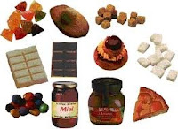 Consommez le moins possible les produits sucrés du commerce